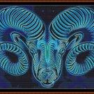 ASTRO - ARIES Cross Stitch Pattern [PDF by email] (zodiac)