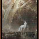 MYSTICAL WALK Cross Stitch Pattern [PDF by email] {fantasy}