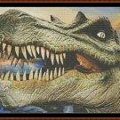 DINO Cross Stitch Pattern [PDF by email] {dinosaur}
