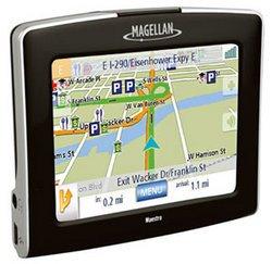 Magellan Maestro 3210 Portable GPS Auto Navigation Device -- Free Shipping