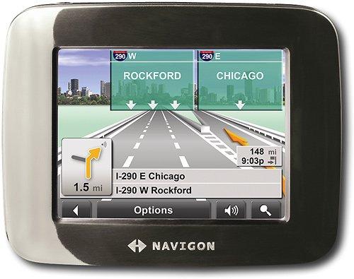 Navigon 5100 GPS car Navigotor Text-to-Speach / Free Traffic