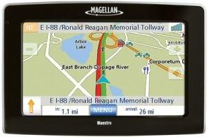 "Magellan Maestro 4250 Portable GPS 4.3"" / TTS / Bluetooth / Voice Command"