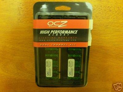 OCZ 4GB 2x 2GB DDR2 PC2-5400 667MHz SODIMM Notebote RAM Kit