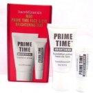 BareMinerals Prime Time Mini Foundation Primer 0.5oz& Eye Primer Brightening Duo