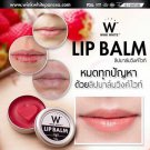 24xWINK WHITE WHITENING LIP BALM SHEA BUTTER EXTRACT LIP CARE MOISTURIZING 10 G.
