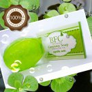 BFC FACIAL OIL CONTROL SOAP WITH GREEN TEA VITAMIN C,E REDUCE BLACKHEAD/ ACNE70g