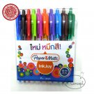 New Paper Mate Inkjoy 100 RT Multi Color Ink Ball point Pen 0.5mm free ship.