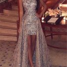 Charming Sequined Floor Length Evening Gowns