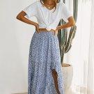 Sky Blue Traveller Skirt