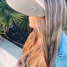 Large Brim UV Sun Visor Hat