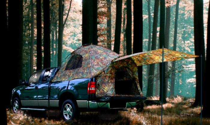 Napier Sportz Truck Tent III Camo - FREE SHIPPING!