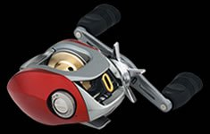 Team Daiwa Fuego Left Hand Casting Reel - FREE SHIPPING + LINE!