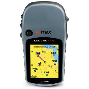 Garmin eTrex Legend HCx Handheld GPS - FREE SHIPPING!