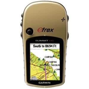 Garmin eTrex Summit HC Handheld GPS - FREE SHIPPING!
