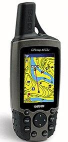 Garmin GPSMAP 60SCx Handheld GPS - FREE SHIPPING!