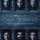 Game of Thrones Season 6 Complete (DVD)
