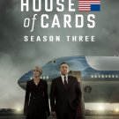 House of Cards Season 3 Complete (DVD)