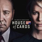 House of Cards Season 4 Complete (DVD)