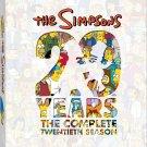 The Simpsons Season 20 Complete (DVD)