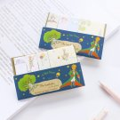 """Little Prince ver.1"" Pack of 4 Cute Sticky Notes Stickers Adhesive Pads Memo"