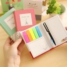 """My Episode"" 1pc Sticky Notes Stickers Memo Cute Study Work Adhesive Pads"