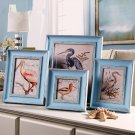 """Serenity Life"" Resin Photo Frame with Picture Home Decor Vintage Family Frame"