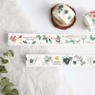 """Summer Flower"" 1pc Cute Scrapbooking Masking Washi Tape Craft Decor Stickers"