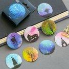 """Stars Come"" 50pcs Pack Cute Kawaii Scrapbooking Stickers DIY Decor Stickers"