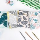 """Palm Leaves"" 1pc Hard Cover Notebook Blank Sketchbook Diary Journal Notepad"