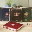 """""""Answers Book ver3"""" 1pc Hard Cover Notebook Vintage Classical Diary Journal Memo"""