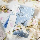 """""""Nature Chat"""" 1pc Blank Beautiful Sketchbook Notebook Diary Drawing Notepad Memo"""
