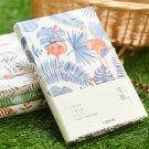 """Flora Birds"" 1pc Hard Cover Diary Beautiful Notebook Memo Journal Girls Gift"