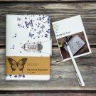 NotebookPost My Secret Notebook Leather Cover Medium A5 Journal Diary with Lock