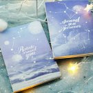 """""""Dreamland"""" 1pc Beautiful Sketchbook Drawing Notebook White Papers Notepad Diary"""