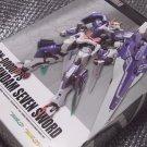 BANDAI Metal Build Figure Gundam 00 Seven Sword 1st Released Limited Model