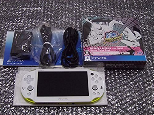 Playstation vita wi fi console persona 4 dancing all night for Vita craft factory outlet