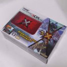 NEW NINTENDO 3DS LL XL Japan Model Console MONSTER HUNTER X Limited Special Pack