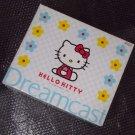 SEGA Dream Cast White Console System HELLO KITTY Limited Model Blue