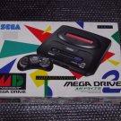 USED SEGA MEGADRIVE 2 Console System MEGA DRIVE