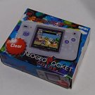 NEO GEO NEOGEO Pocket Color Console System Clear