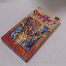 Nintendo Super Famicom SFC Game DRAGON QUEST 6 VI