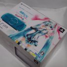 Playstation Portable PSP Console HATSUNE MIKU Project DIVA 2nd Limited Model