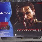 PS4 PlayStation 4 Console METAL GEAR SOLID V THE PHANTOM PAIN Limited Edition