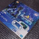 PlayStation Vita Wi-Fi Console FINAL FANTASY X/X2 HD Remaster RESOLUTION BOX