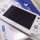 USED PlayStation Vita Wi-Fi Console System PCH-2000 White PS Vita