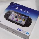 PlayStation Vita Wi-Fi Console System SLIM Model PCH-2000 Black PS Vita