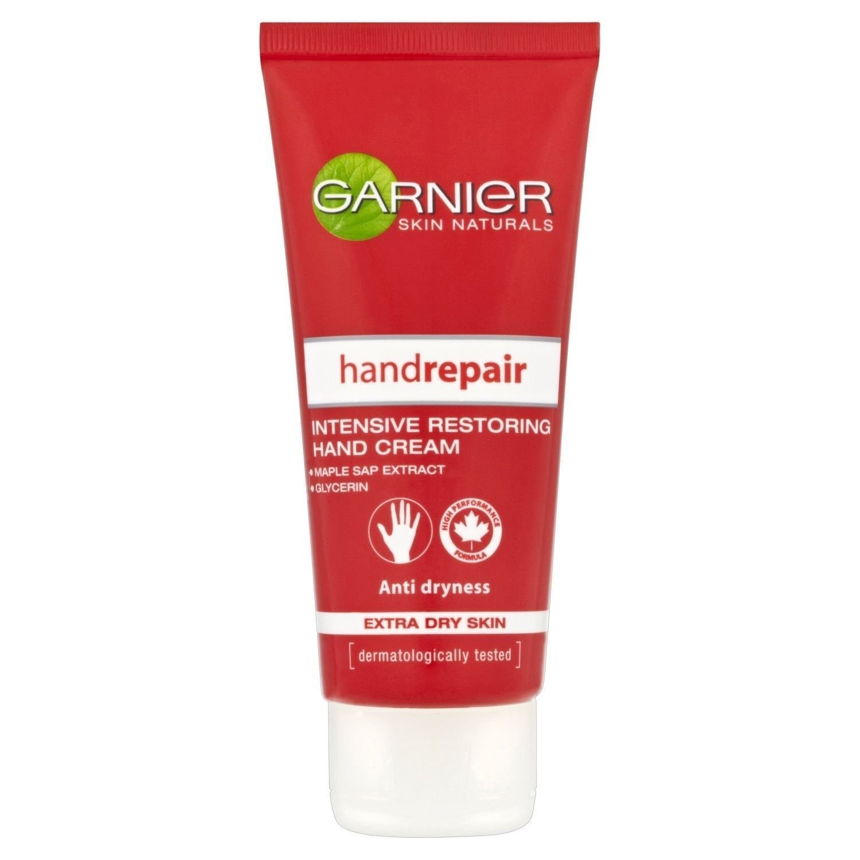 Garnier Skin Naturals Restoring Cream Hand Repair 100ml Hydrates and protects