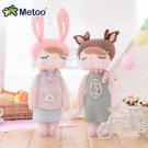 Retro Angela Rabbit Plush Stuffed Animal Kids Toys for Girls Children Birth