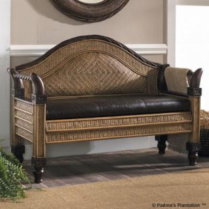 PADMA'S PLANTATION- TRINIDAD BED BENCH