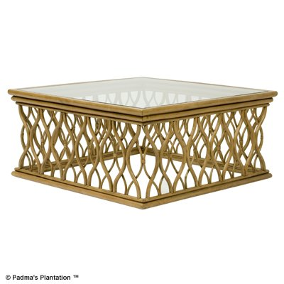 PADMA'S PLANTATON- MOROCCAN COFFEE TABLE